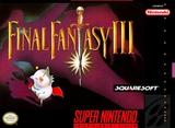 Final Fantasy III (Super Nintendo)